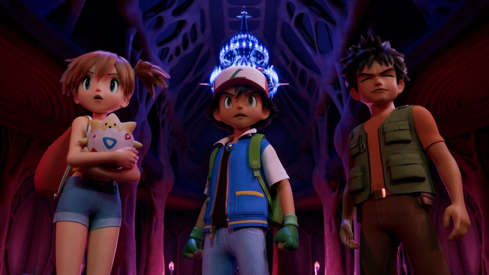 Pokemon The Movie Mewtwo Strikes Back Evolution Sub Eng