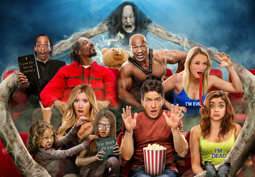 Scary Movie 5 Watch Here For Free And Without Registration