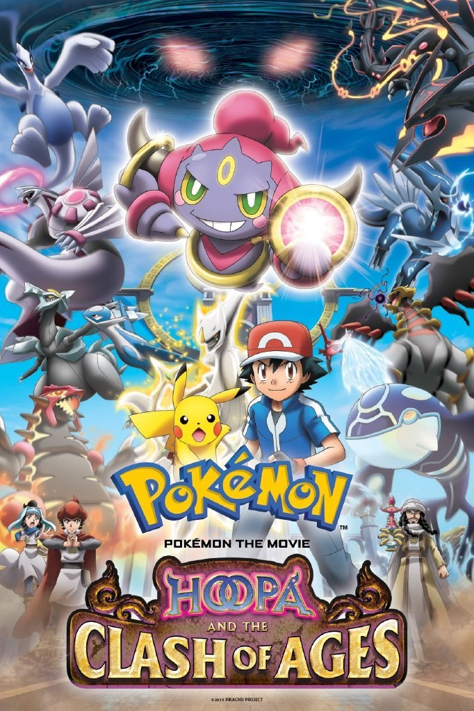 Pokemon 18 Hoopa And The Clash Of Ages Watch Here For Free And Without Registration